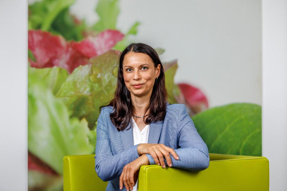 Sandra Eckelmann (43).