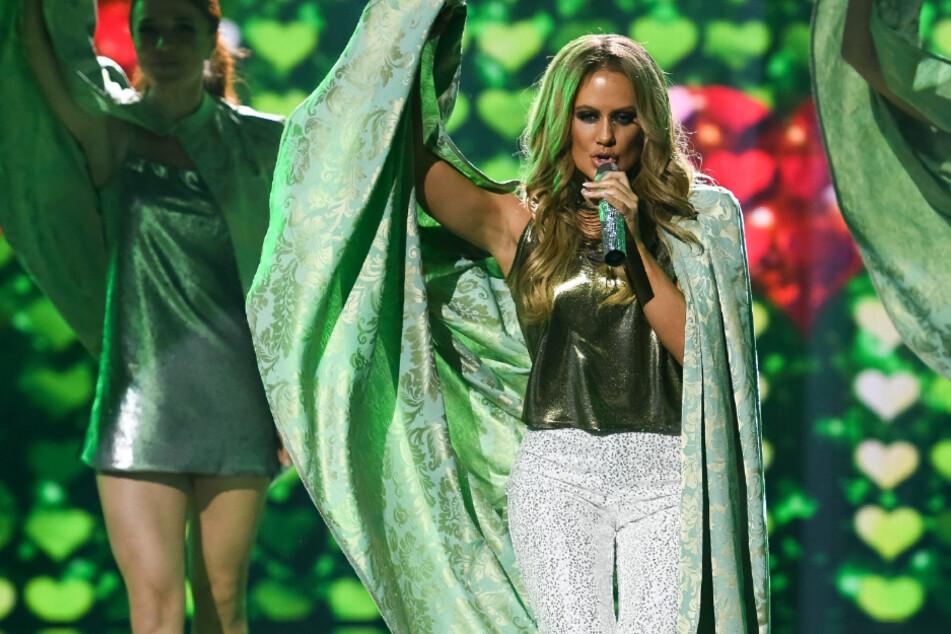 Dicke Überraschung bei Big Performance: Dieser Promi steckt hinter Jennifer Lopez