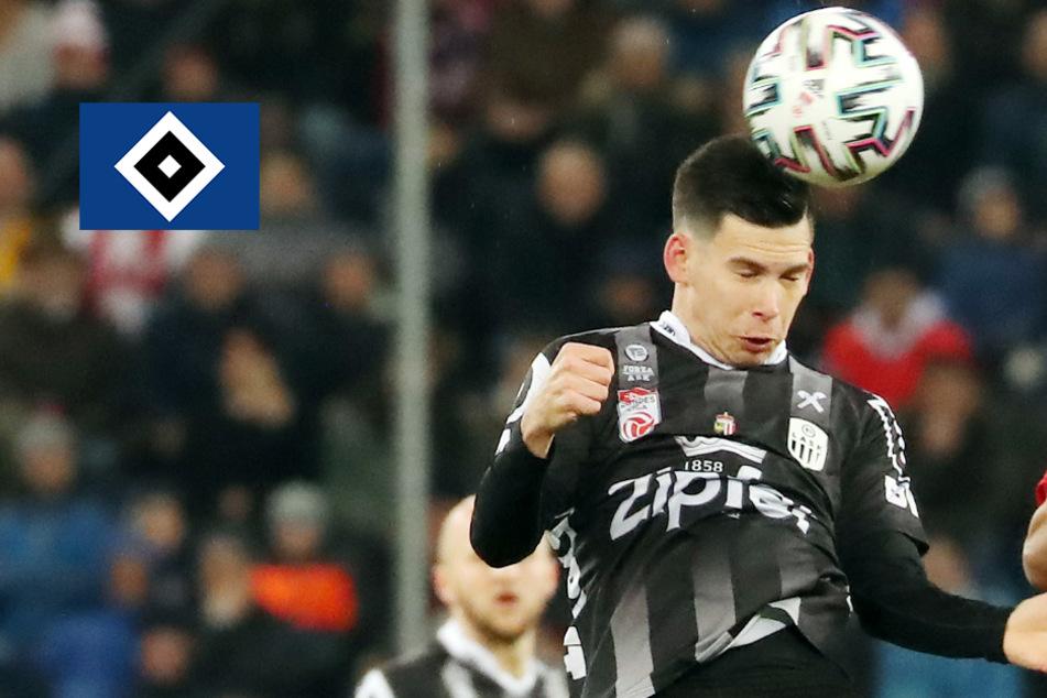 Transfer-Gerücht: Spielt dieser Österreicher bald für den HSV?