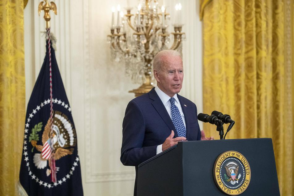 Joe Biden said he is considering executive actions to ensure key reforms despite the failure of bipartisan talks.