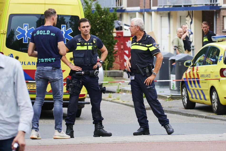 Deutscher sticht in Amsterdam mit Messer um sich: Polizei erschießt ihn