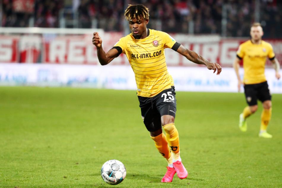 Godsway Donyoh (25) hat sich nach seiner ausgelaufenen Leihe bei Dynamo Dresden dem israelischen Spitzenverein Maccabi Haifa angeschlossen.