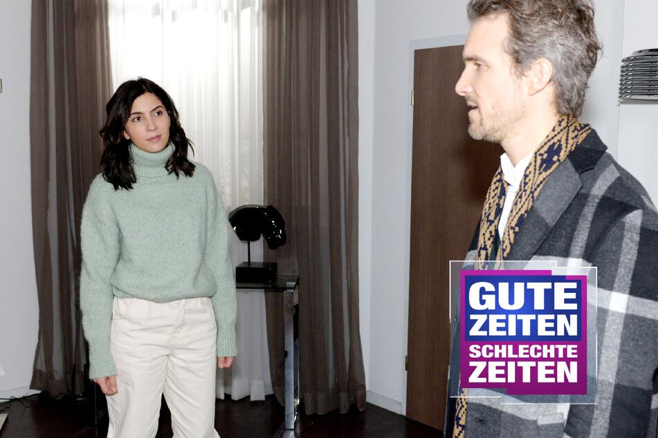 Üble Intrige bei GZSZ: Laura lässt sich künstlich befruchten!