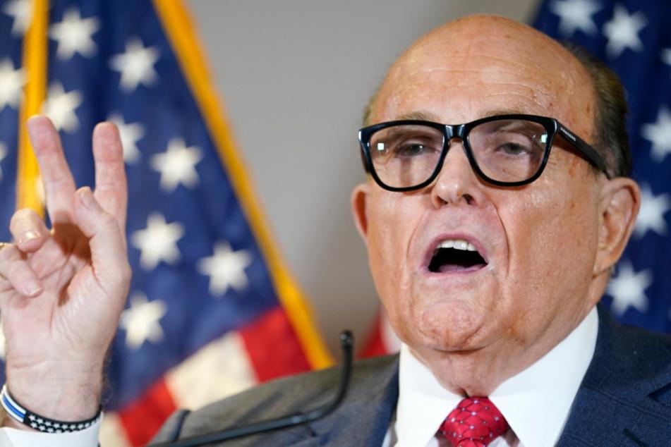 Coronavirus: Ex-Bürgermeister Giuliani positiv getestet