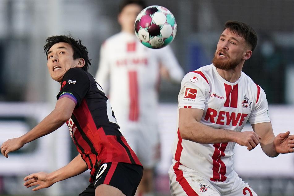 Salih Özcan (23, r.) stand in der vergangenen Saison in 28 Spielen für den 1. FC Köln auf dem Platz.