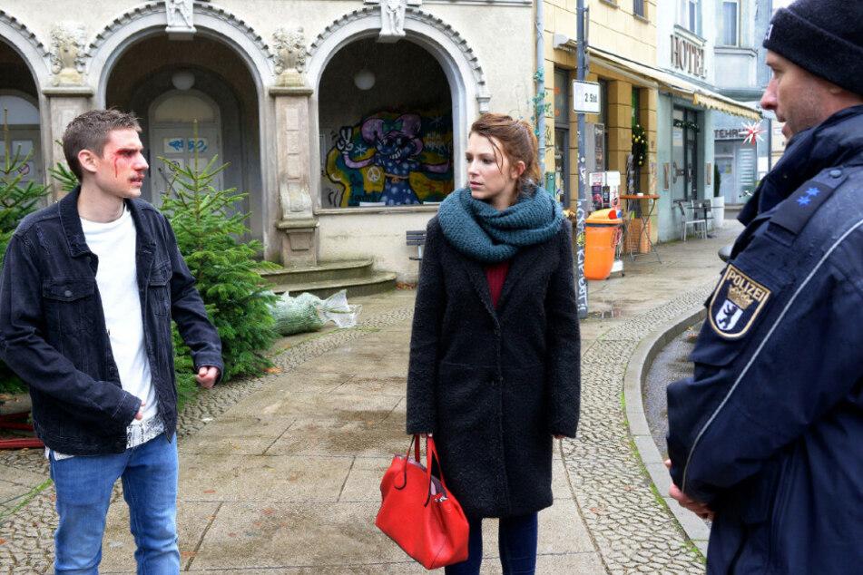 Packt Moritz (l.) nun endlich vor der Polizei aus?