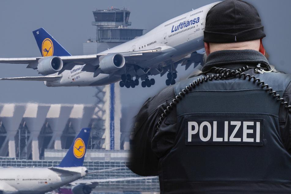 Frau meldet Männer mit Maschinengewehren am Flughafen: Als die Polizei eintrifft, ist alles ganz anders