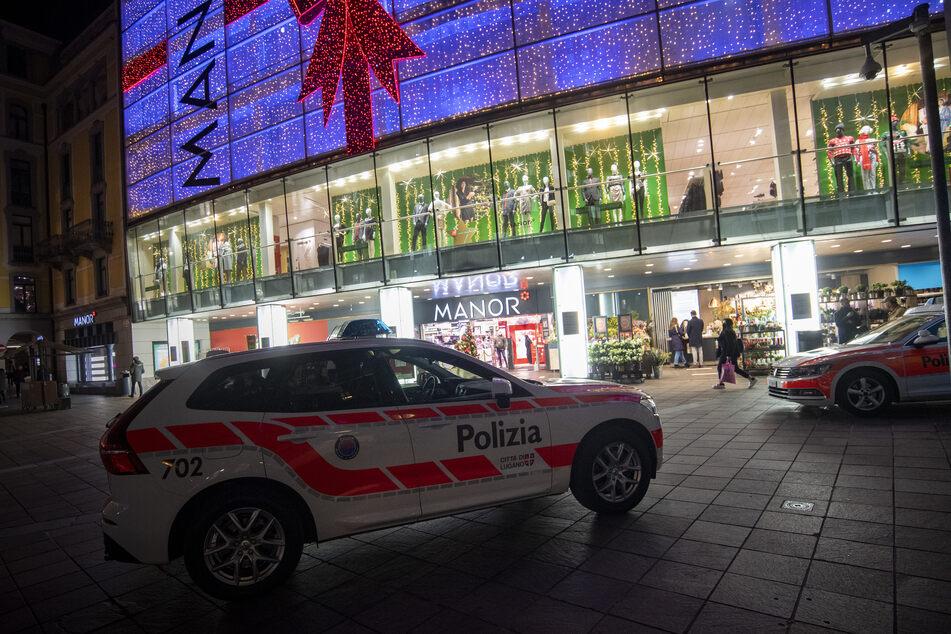 Terrorermittlungen nach Messerangriff in der Schweiz