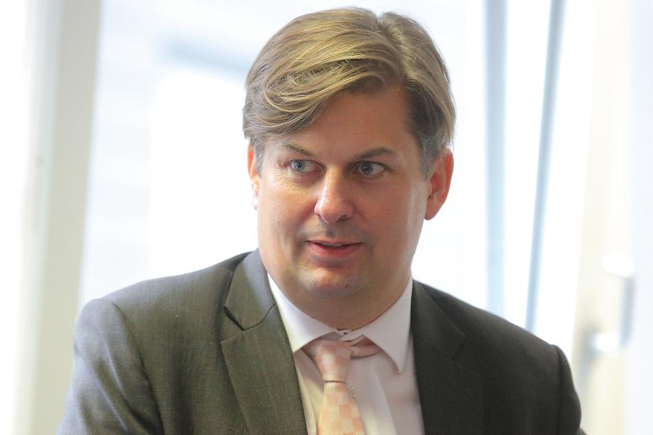 AfD: EU-Abgeordneter Maximilian Krah (44).