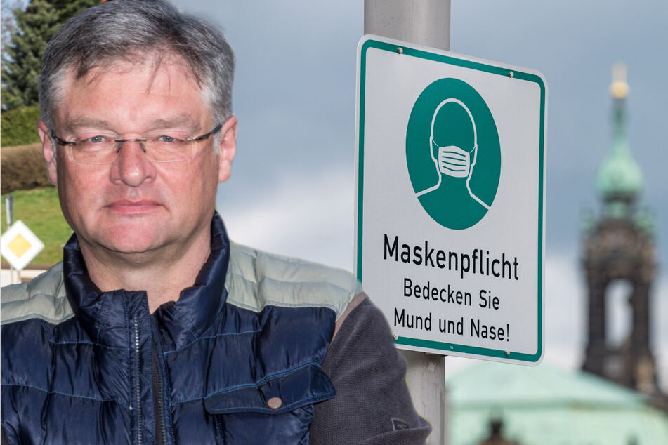 Dresden: Verwirrung um Schilder in der City: Ist Dresden noch immer Maskenzone?