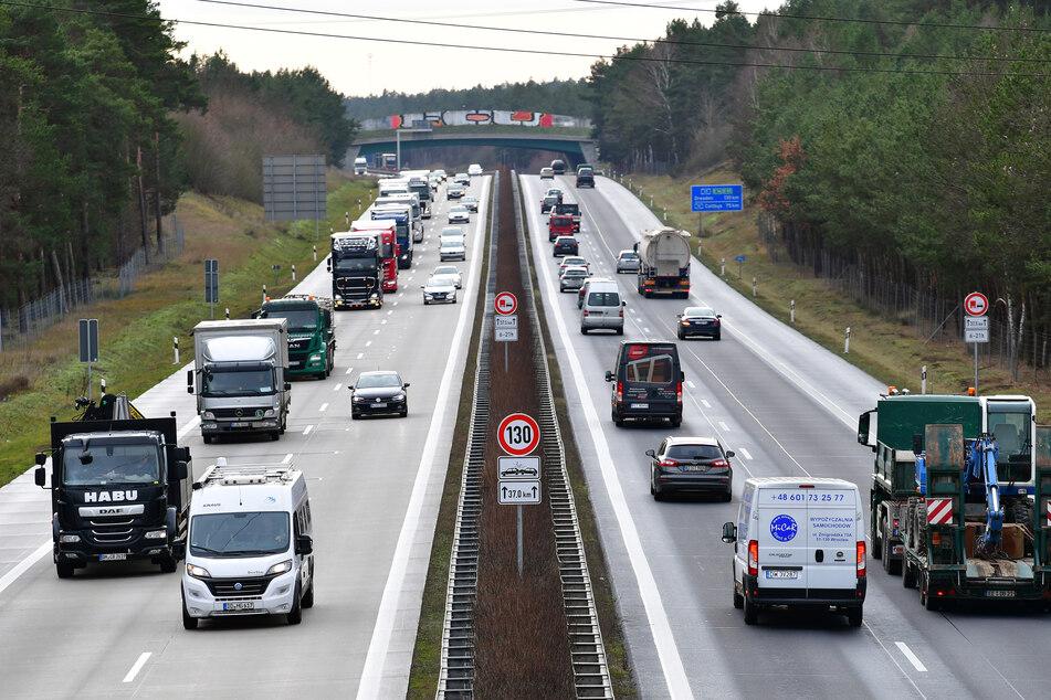 Unfälle auf der A13 zwischen Berlin und Dresden passieren beinahe täglich.