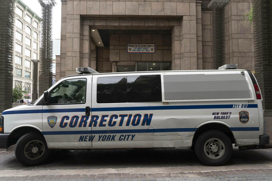 A captain at the Manhattan Detention Complex faces charges of criminally negligent homicide.
