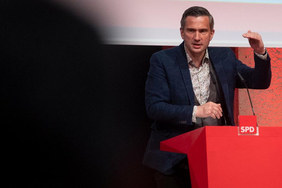 Sachsens Wirtschaftsminister Martin Dulig (47, SPD).