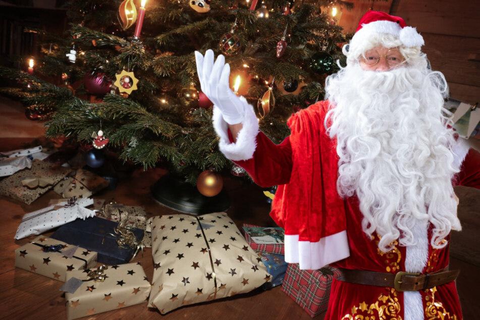 378 Millionen Kinder, 37 Zeitzonen, nonstop: Die Turbo-Route des Weihnachtsmannes in Zahlen