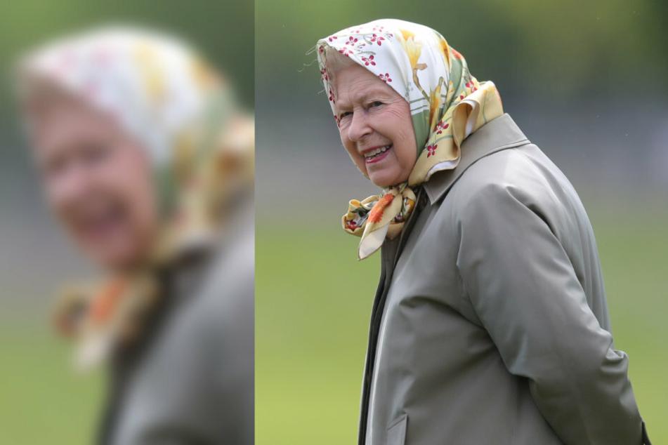 Total normal! Die Queen macht Urlaub auf einer Farm