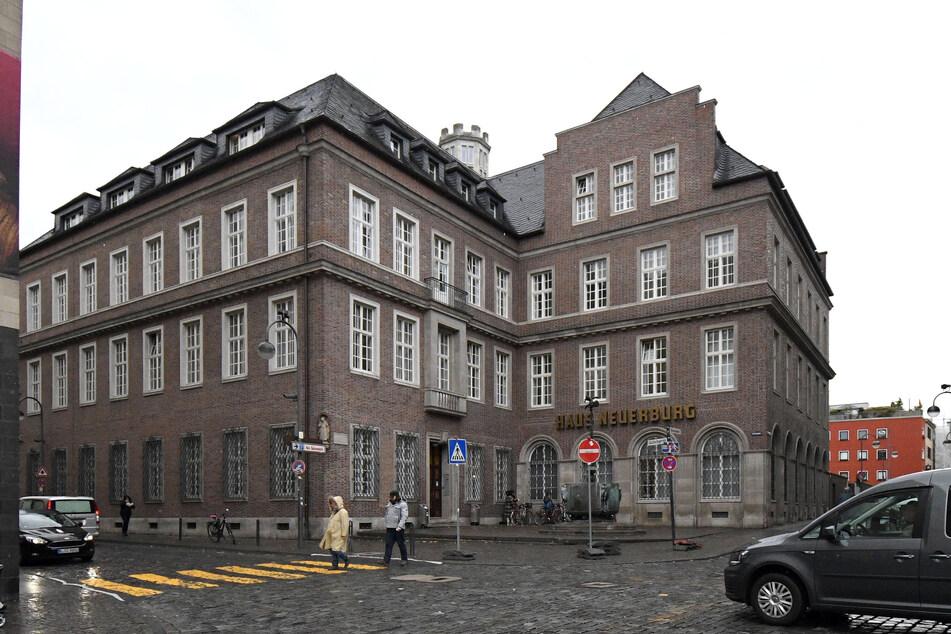 Das Haus Neuerburg beherbergt unter anderem das Kölner Standesamt.