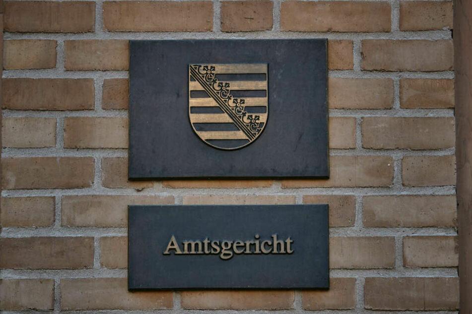 Der Angeklagte wurde am Donnerstag im Amtsgericht Dresden verurteilt.