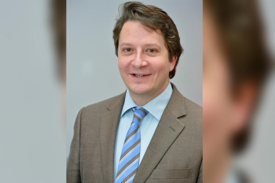 """Thomas Langer ist Vorsitzender des Philologenverbandes Sachsen. Er meint: """"Der Distanz-Unterricht ist besser als sein Ruf."""""""