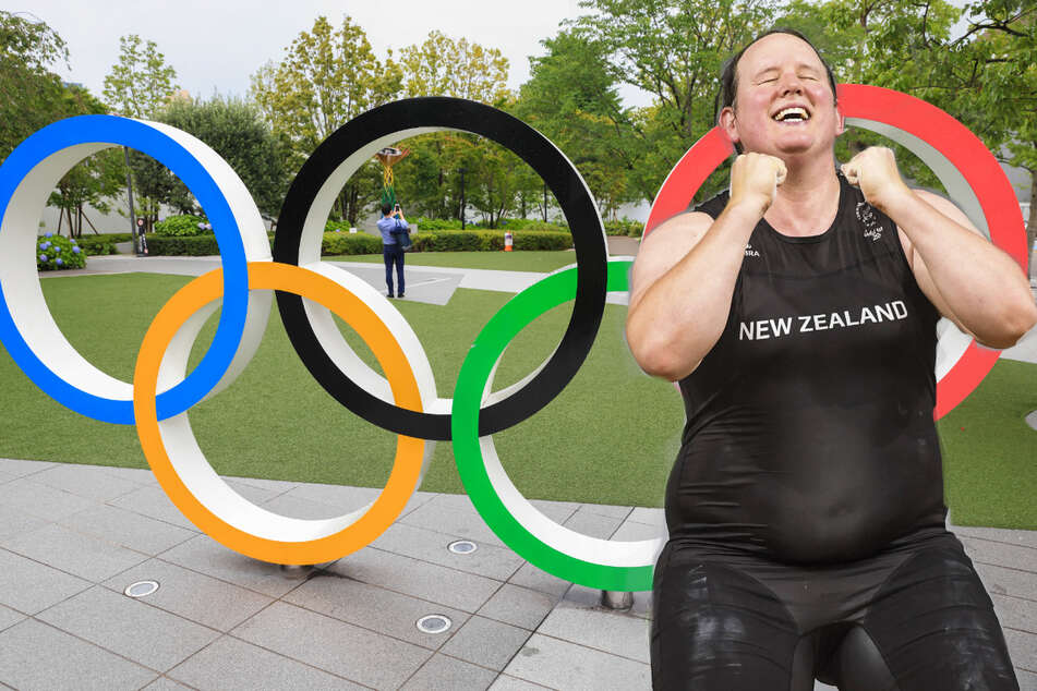 New Zealand lifter Laurel Hubbard will become first Olympic transgender athlete in history
