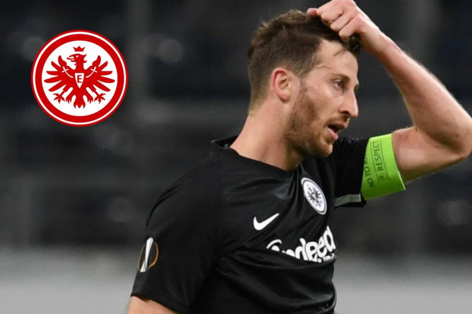 Erneutes Verletzungspech: Kapitän David Abraham fehlt Eintracht verletzt