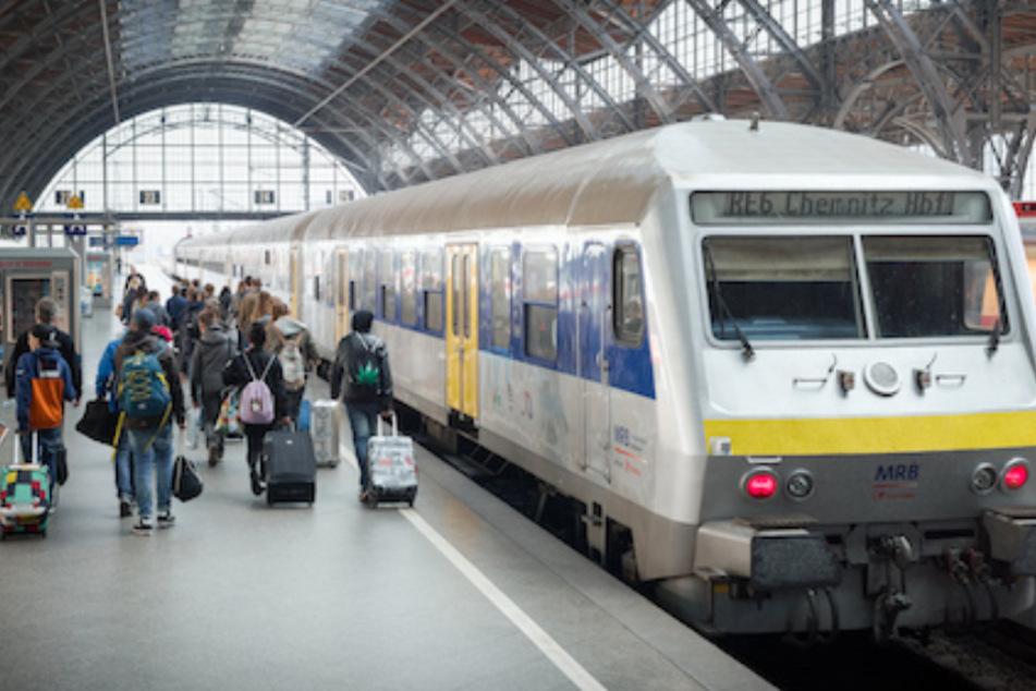 Wegen Bauarbeiten: Mitteldeutsche Regiobahn ändert diese Strecken