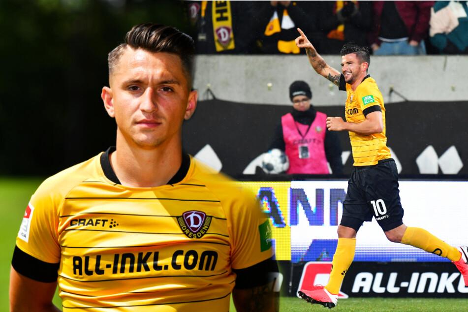 Marco Terrazzino (r.) tauscht Fußballschuhe gegen Controller. Zusammen mit Baris Atik will er Eintracht Frankfurt schlagen.