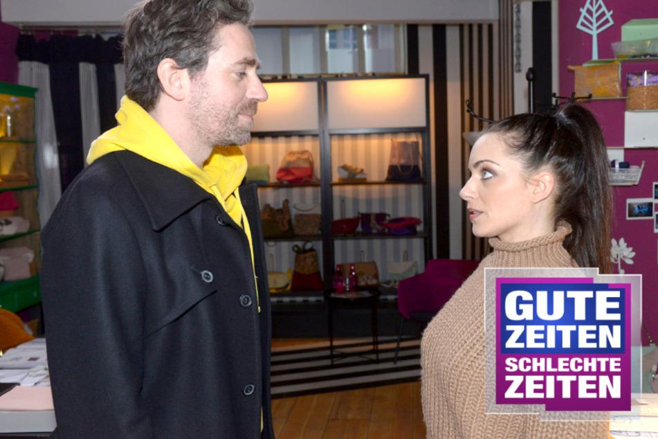 """GZSZ: GZSZ: Emily am Ende? """"Meine Anwälte machen aus dir eine billige Nutte!"""""""