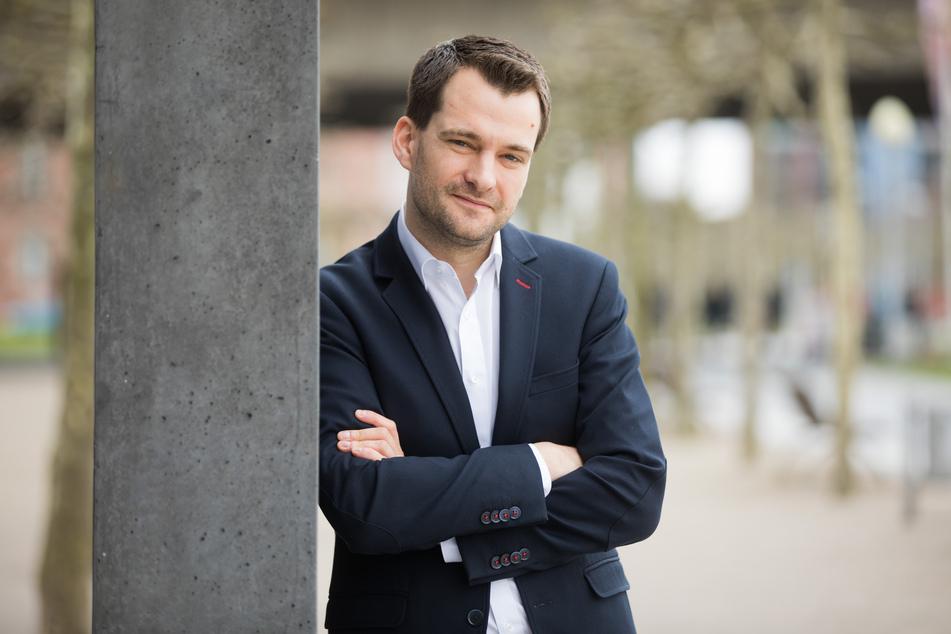 Johannes Vogel, Generalsekretär der nordrhein-westfälischen FDP.
