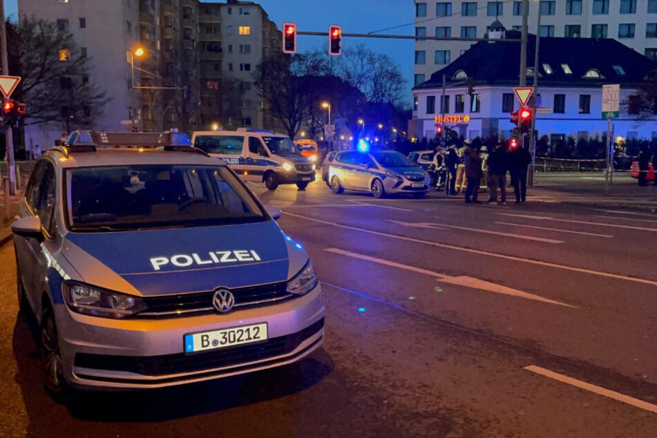 Schwere Attacke in Berlin-Gesundbrunnen: Täter auf der Flucht
