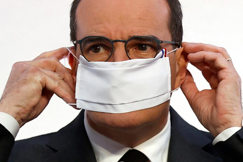 Jean Castex, Premierminister von Frankreich.