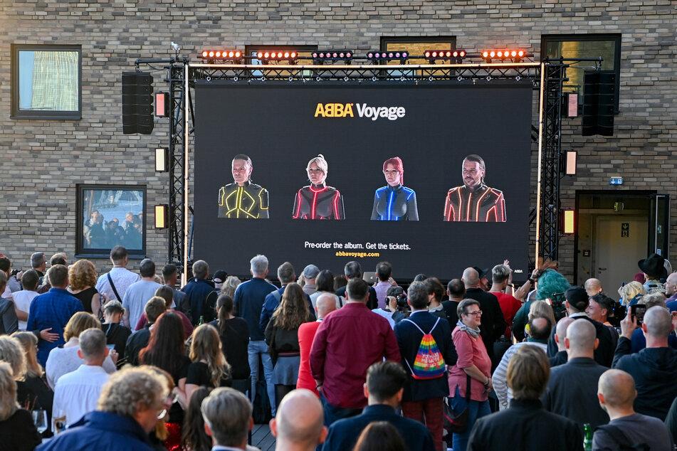"""Abba hat fast 40 Jahre nach der Trennung der Band ein neues Album angekündigt. Das neue Album wird den Titel """"Voyage"""" tragen, wie die Band bekannt gab."""