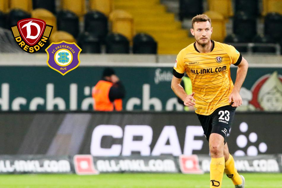 Ex-Dynamo Ballas rechtfertigt seinen Wechsel zu Erzgebirge Aue!