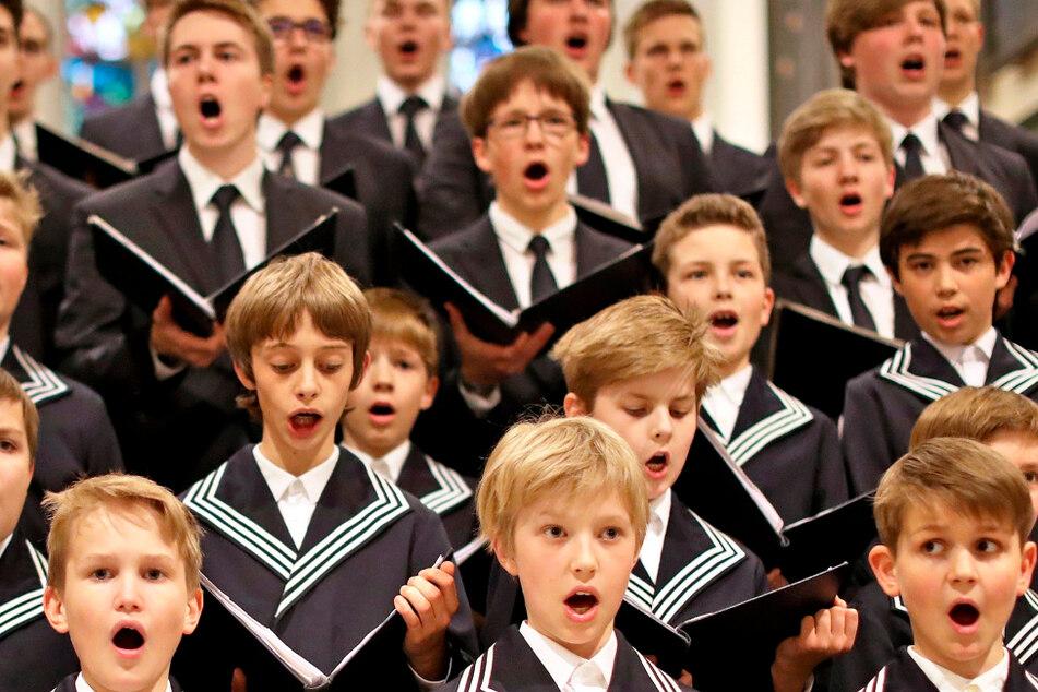 Am Wochenende wird der Thomanerchor wieder vor in der Leipziger Thomaskirche auftreten.