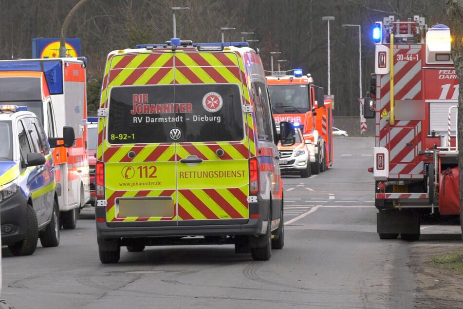 Kohlenmonoxid-Alarm in Darmstadt: Kita und Studenten-Wohnheim evakuiert
