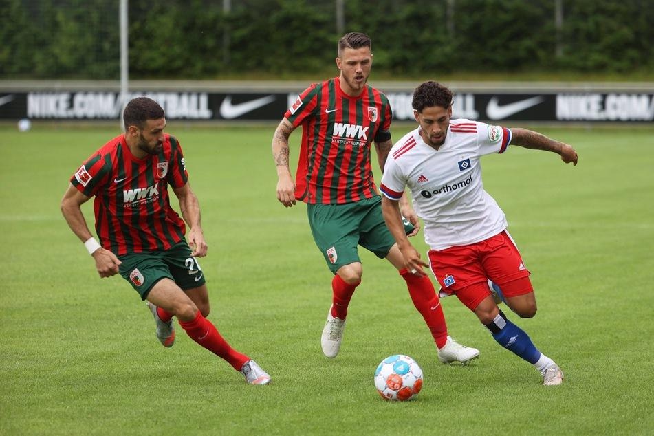 """Der 21-jährige Niederländer will nach Stationen in Groningen, Barcelona und Osnabrück in Hamburg die """"volle Stärke seines Spiels"""" entfalten."""