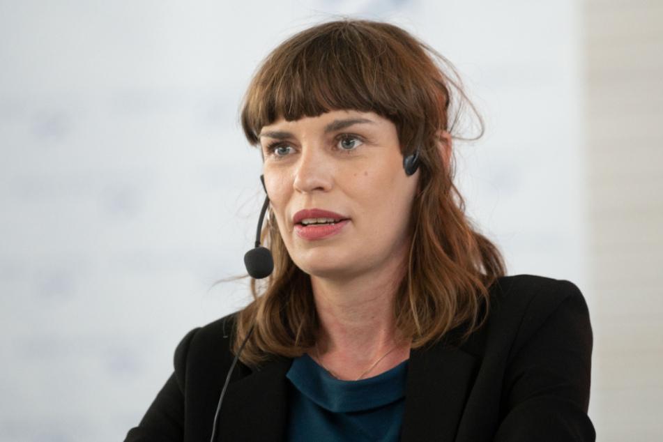 Claudia Santos-Hövener vom Robert Koch-Institut.