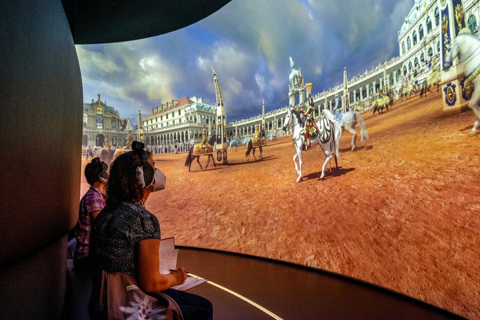 Festkultur in 3-D.