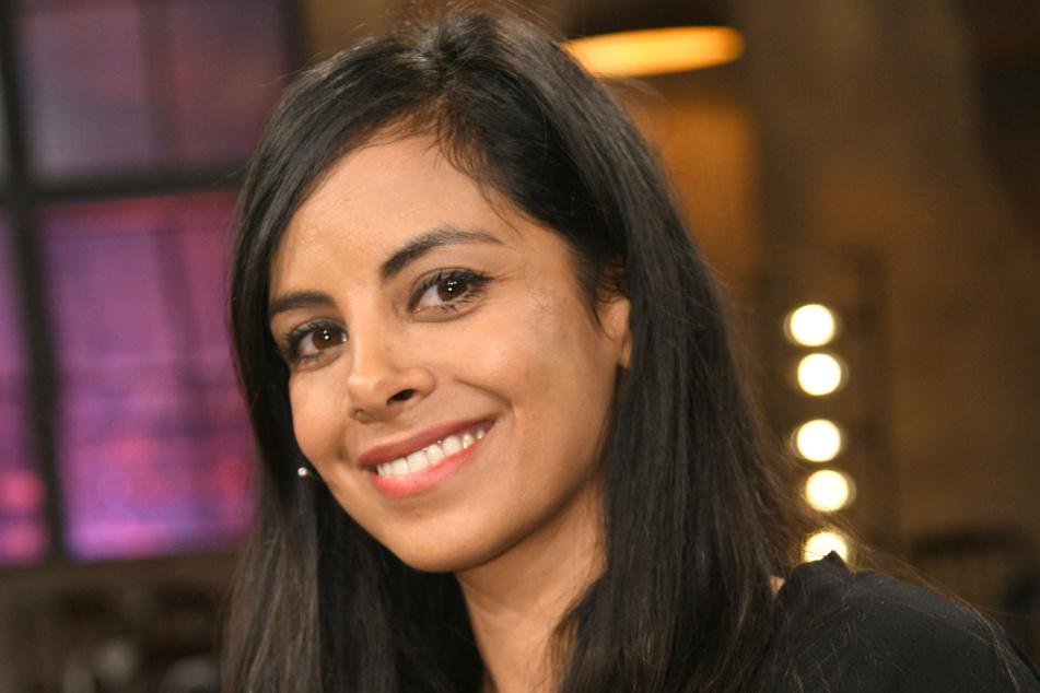 Collien Ulmen-Fernandes tritt als Kolumnistin, Moderatorin und Schauspielerin in der Öffentlichkeit auf. (Foto: Henning Kaiser/dpa)