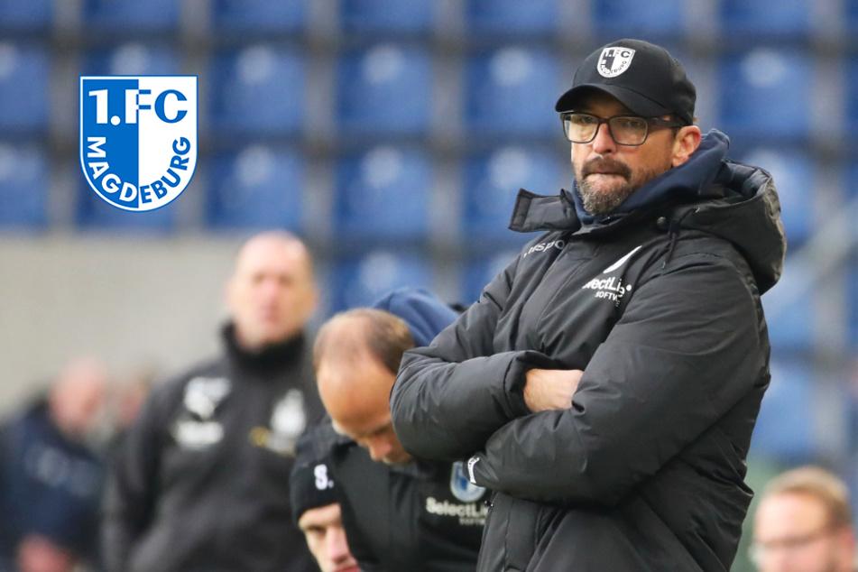 1. FC Magdeburg entlässt Claus-Dieter Wollitz wegen sportlicher Talfahrt!