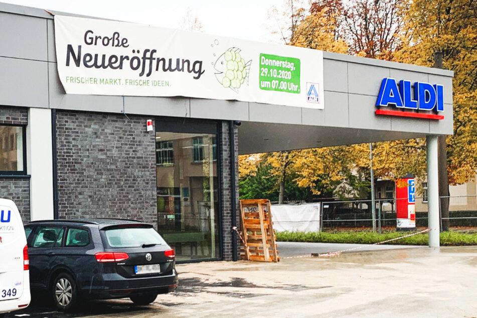 Neueröffnung nach Umbau: Das erwartet Euch ab Donnerstag bei ALDI in Magdeburg