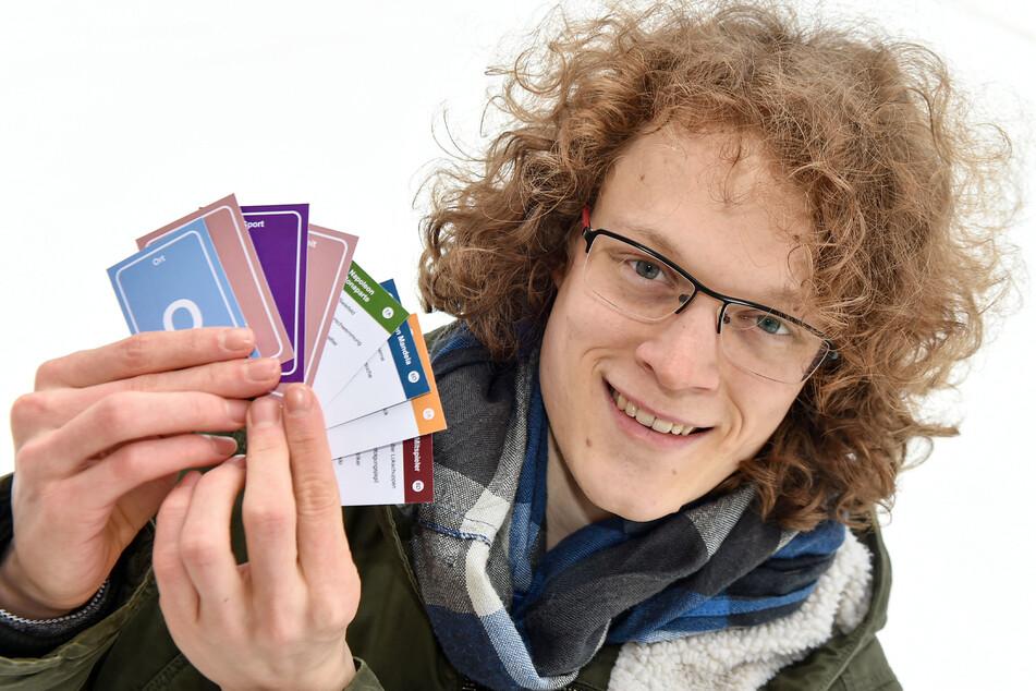 """""""Du bist das Radio"""" von Jonas Meintschel (23) verlangt von den Spielern Spontanität."""