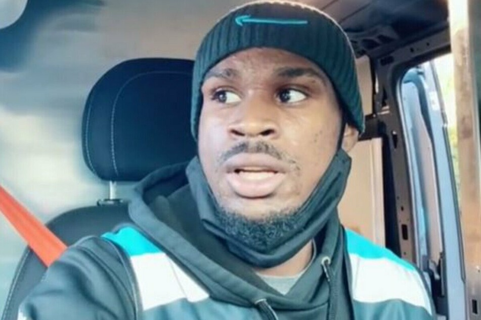Amazon driver goes viral after getting unusual request to hide delivery