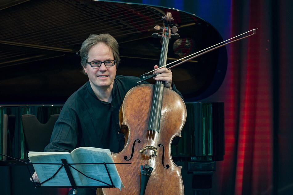 Jan Vogler, Cellist (57).