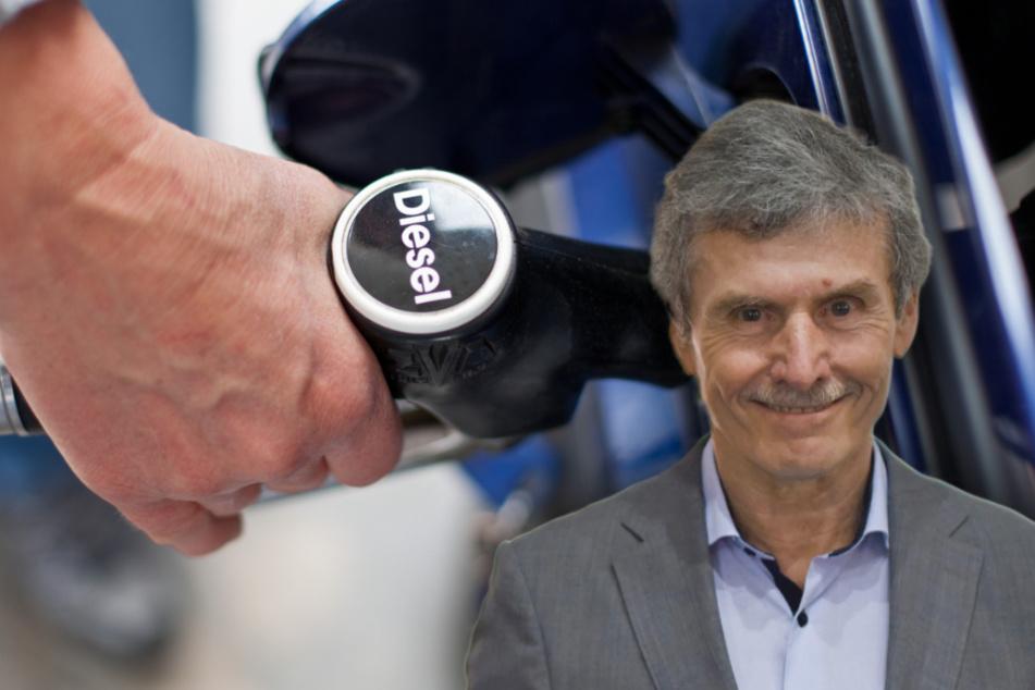 Dieselautos werden nach Einschätzung des Branchenexperten Ferdinand Dudenhöffer (69) in Europa jetzt zum Auslaufmodell.