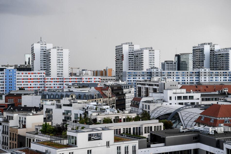 Wohnungen in dem Stadtbezirk Berlin-Mitte.