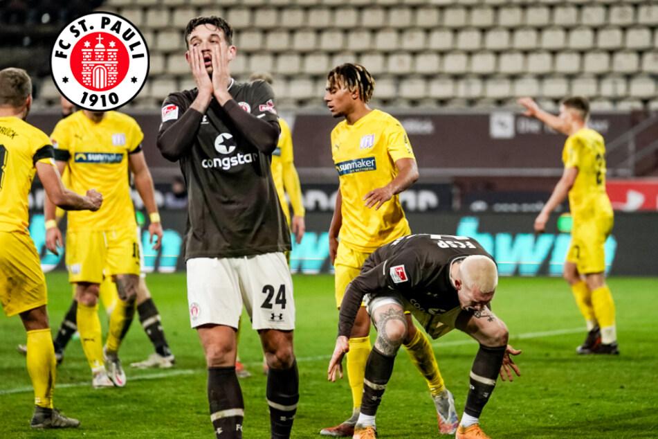 FC St. Pauli kassiert kurz vor Schluss bittere Niederlage gegen den VfL Osnabrück!