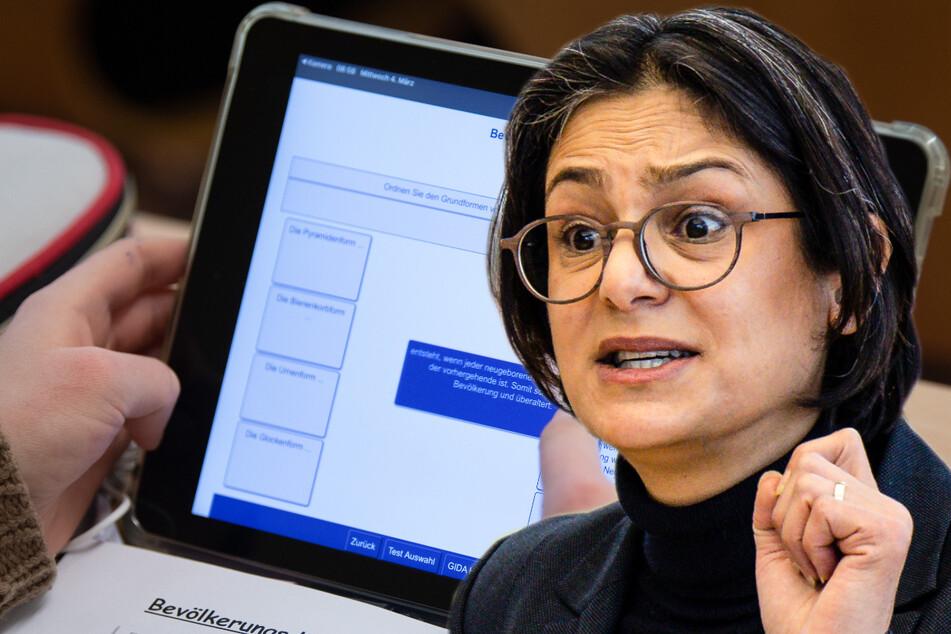 Kein digitaler Unterricht? SPD-Chefin stellt Regierung Armutszeugnis aus