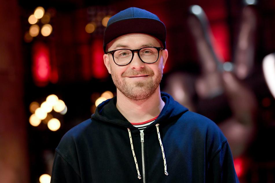 "Sänger Mark Forster (38) am Rande der Sendung ""The Voice of Germany"" im August 2019. (Archivbild)"