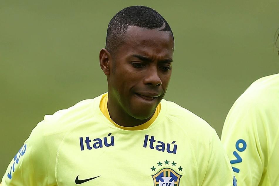 Robinho (36) war einstmals ein Fußballstar auf Weltklasseniveau, nun muss er wohl bald ins Gefängnis.