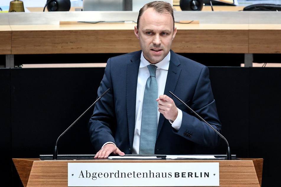 Sebastian Czaja hat trotz der Corona-Pandemie vom Berliner Senat Lockerungen für den Außenbereich von Restaurants und Cafés gefordert.